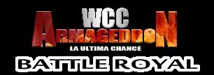 WCC ARMAGEDDON 2015 -THE FINAL SHOW- Battle%2520royal