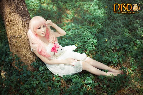 Daybreak Online tung cosplay đón phiên bản web 6