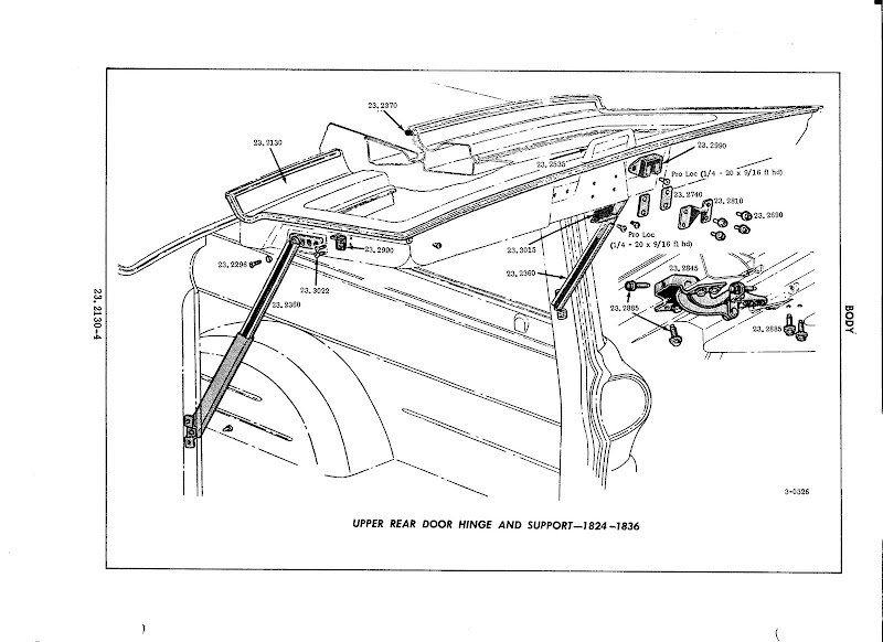 1960-66 gmc illustrations book  - the 1947