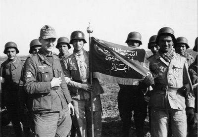 sukarelawan Arab di ketentaraan NAZI Jerman