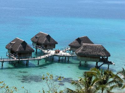 Bora Bora Island Picture
