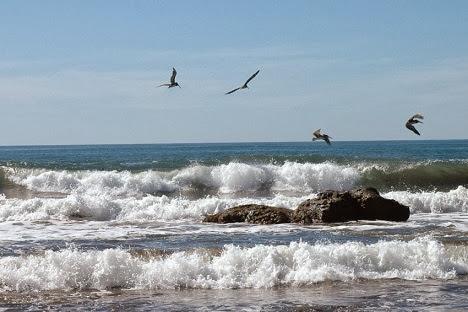 Lista de playas de El Salvador