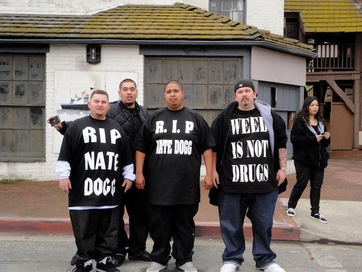 Kirk Tanter Blog: Nate Dogg Bid Farewell By Snoop Dogg, Dr