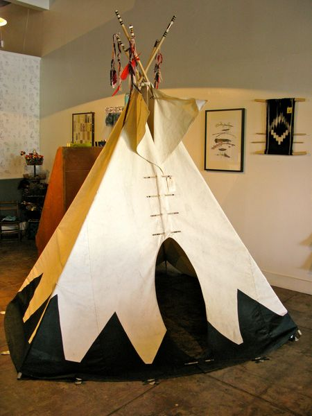Fine little blog t is for tipi for Reliable tipi