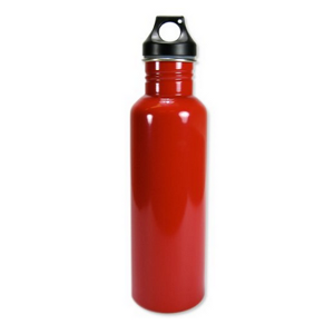 Eco-Friendly Wide Mouth 25 oz Stainless Steel Water Bottle - BPA Free