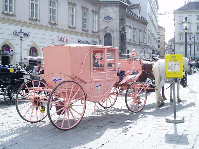 Manner buggy, Vienna