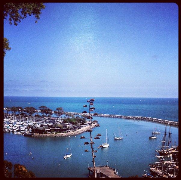 Dana Point, CA: Blue Lantern Inn ~ California Road Trip