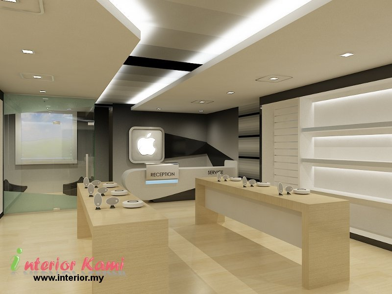 Computer Shop Interior Images