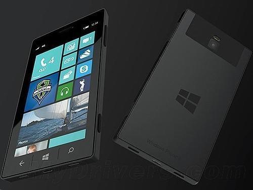 微軟自有Surface手機再曝光