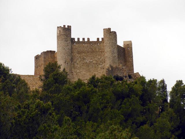senderismo: PR-CV 432 Castillo de Alcala