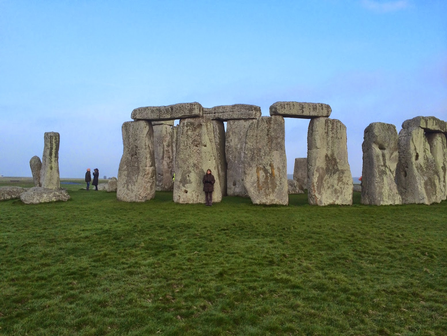 My Photos: England -- Stonehenge