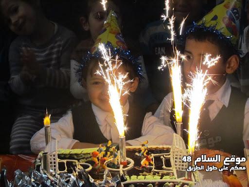 انا اسمي كريم رائد مصاروه من باقة الغربية اتعلم في روضة عدن اليوم عيد ميلادي الرابع اترككم مع الصور  IMG_5268