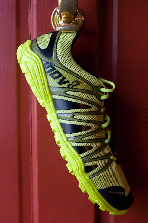 Inov-8 Trailroc 235 lateral profile