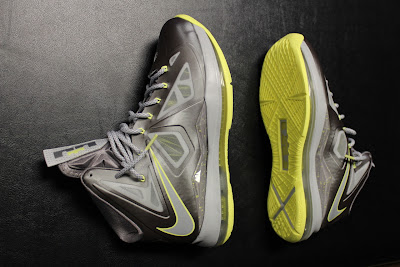nike lebron 10 gr canary 5 01 Release Date for LeBron X Canary Has Been Pushed Back a Week