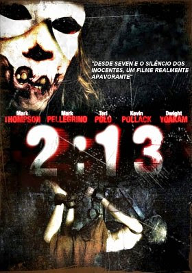 Filme Poster 2:13 DVDRip XviD Dual Audio & RMVB Dublado