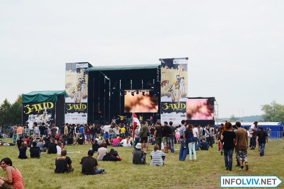 """Фестиваль """"Захід"""" 2012 . Фоторепортаж"""