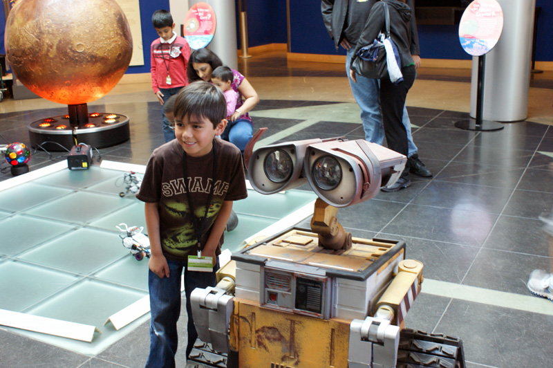 Real WALL-E Robot