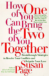 Dating Book Review How One Of You Can Bring The Two Of You Cover