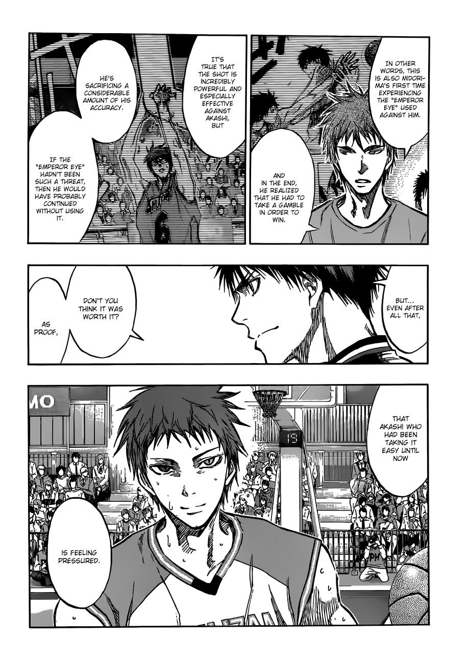 Kuroko no Basket Manga Chapter 181 - Image 02