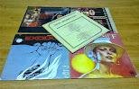 VENDO un lote de cinco LPs (Vinilos) de