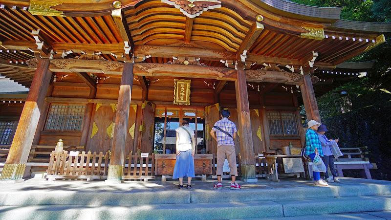 飛騨高山 櫻山八幡宮 写真1