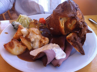 The Battlesteads Hotel and Restaurant, Wark - Best Sunday Lunch in Northumberland 2011