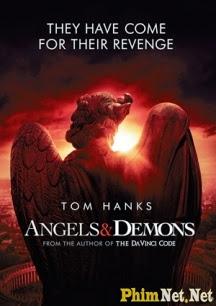 Phim Thiên Thần Và Ác Quỷ - Angels & Demons
