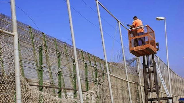 Spain: 200 Africans assault border at Melilla