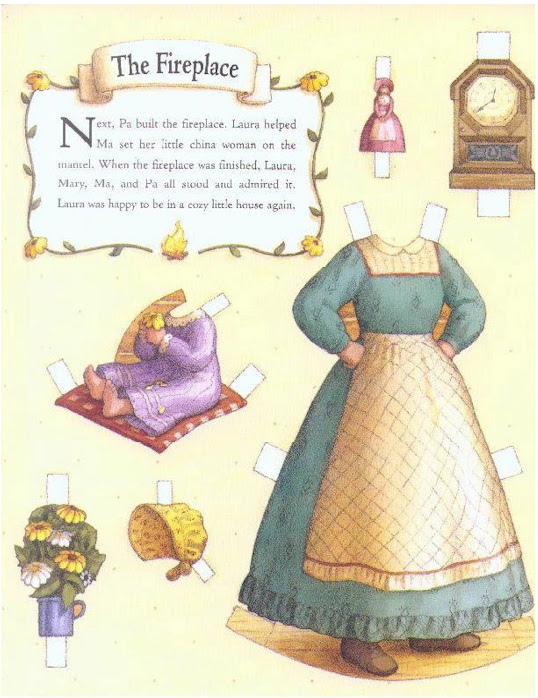 paper dolls - Little House on the Prairie Paper Dolls Little%252BHouse%252BPaper%252BDolls7S