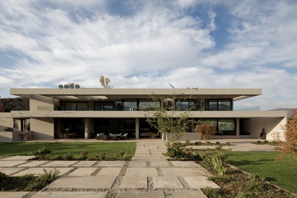 AL's House design by Gonzalo Mardones Viviani