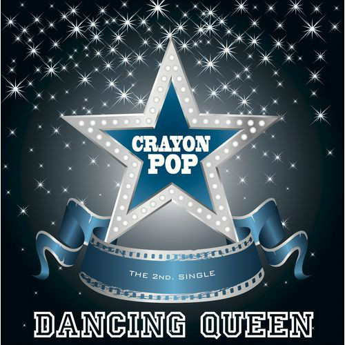 Crayon Pop 2012 - Dancing Queen Lyrics