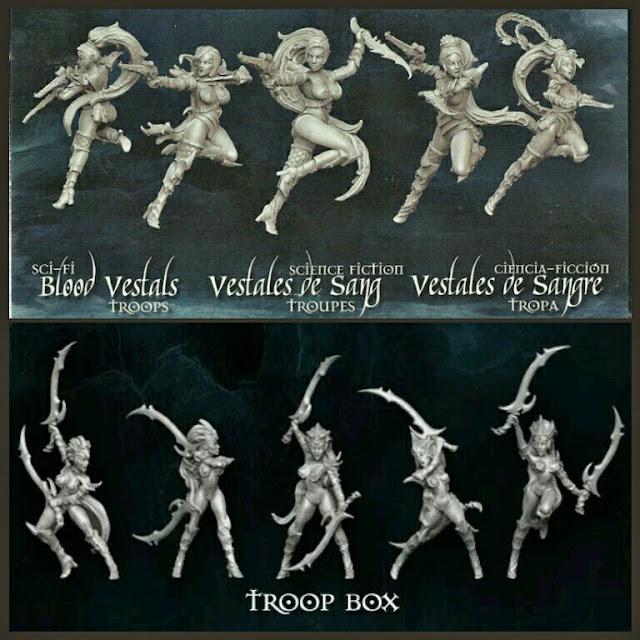 Elfas Brujas Raging Heroes