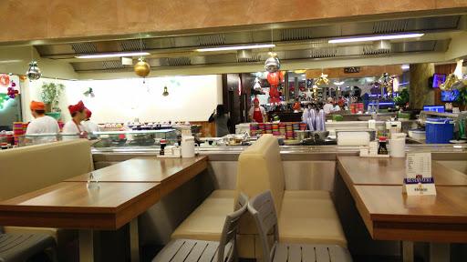 OKIRU Running Sushi, Gablenzg. 1-3, 1150 Wien, Österreich, Sushi Restaurant, state Wien