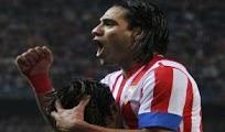 Goles Atletico Madrid Sevilla [4-0] Video Falcao