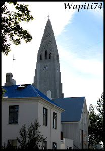 Un tour  d'Islande, au pays du feu... et des eaux. - Page 4 89-Reykjavik
