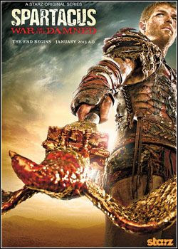 Download – Spartacus: War of The Damned 3ª Temporada S03E04 HDTV Legendado