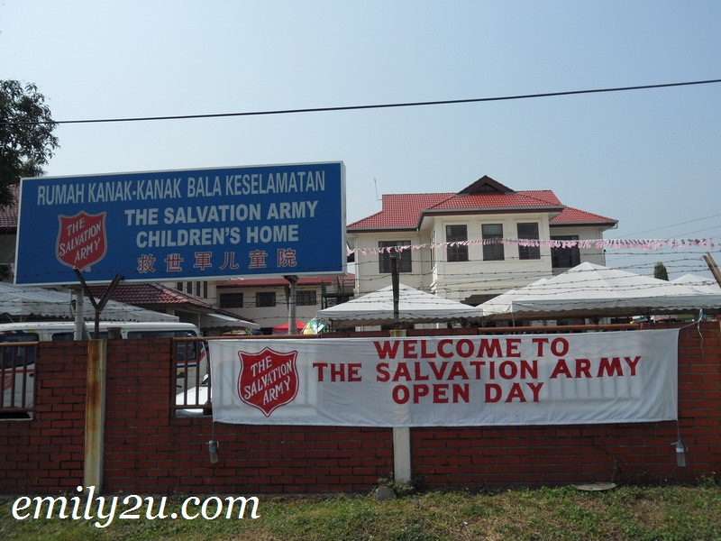 The Salvation Army Children's Home Open Day