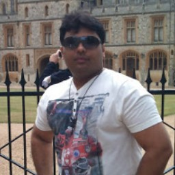 Vivek Vyas (The Rock)