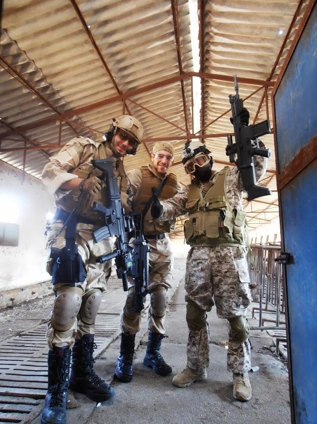 """Fotos de """"Operación Granja"""". 25-08-13. P8250084"""