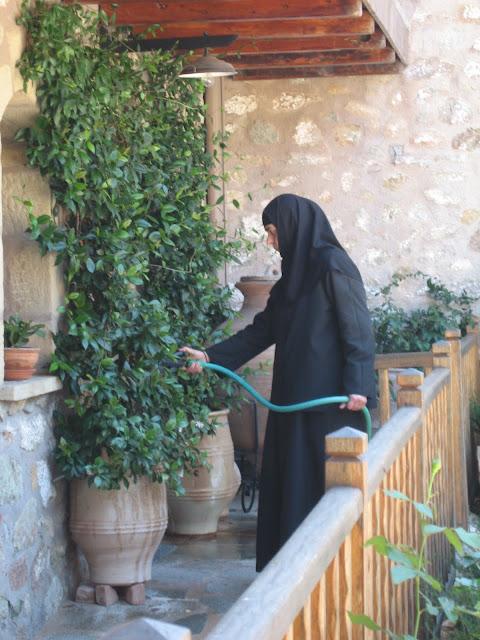 Blog de voyage-en-famille : Voyages en famille, Deuxième journée aux Météores
