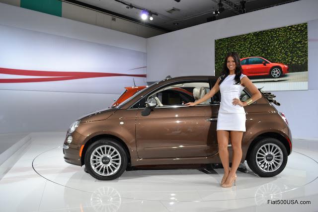 Fiat 500 Sales Figures