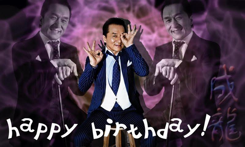 jackie chan birthday SuperChan's Jackie Chan Blog: Happy Birthday Jackie jackie chan birthday
