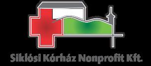 Siklósi Kórház logo