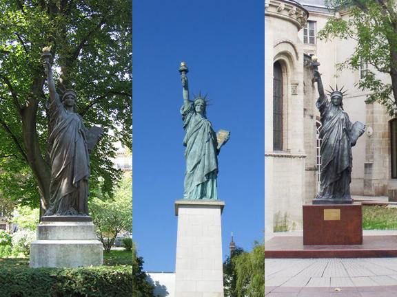 Statue Of Liberty Garden Statue