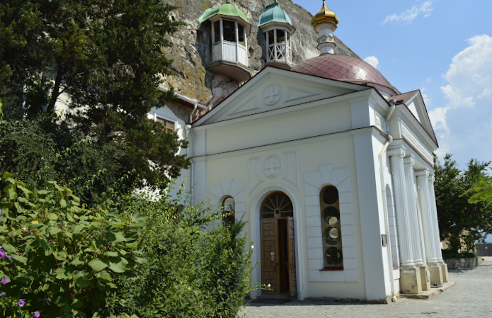 Inkerman, Sewastopol, Black sea, Crimea
