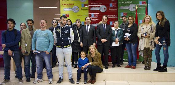 Entregadas 23 viviendas de especial necesidad del IVIMA y Plan Joven en Móstoles