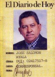 Salomón Ayala