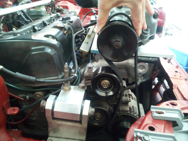 Project double agent  NA/M90 Supercharged K20 EG Civic