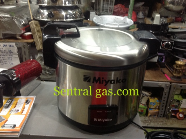 Sentral Gas Harga Magic Jar 20 Liter Air Penghangat