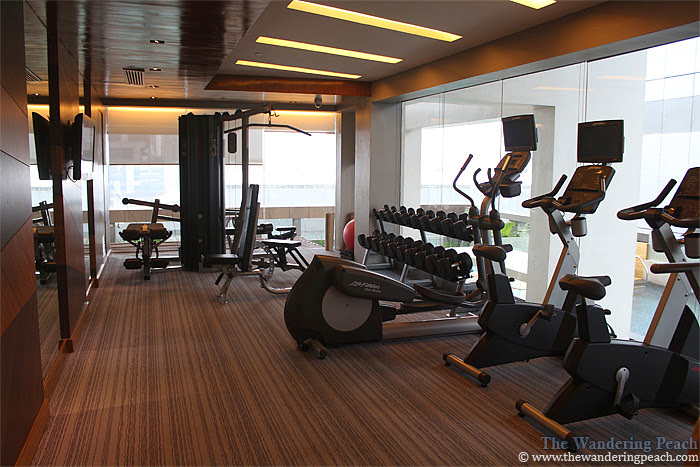 f1 hotel wellness center